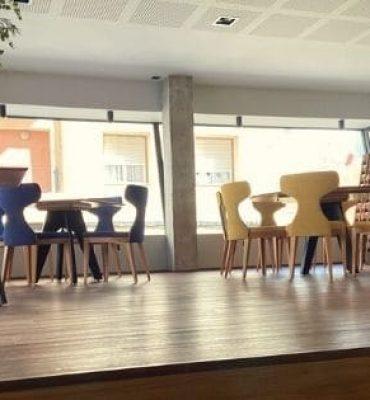 sillas modernas para restaurantes